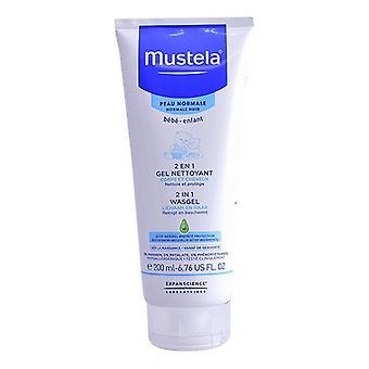 Bad Gel Bébé Mustela (200 ml) (200 ml)