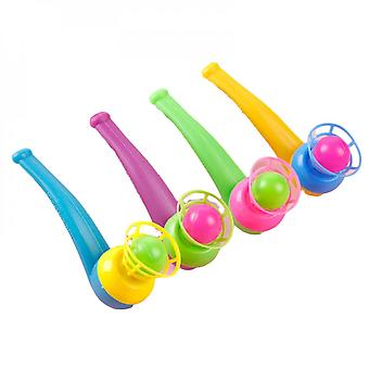 Magic Floating Ball Game Gift Party Favor Blow Pipe Balls Pinata Toy