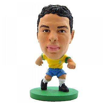 Brasil SoccerStarz Thiago Silva Official Licensed Product