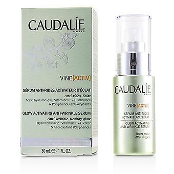 Caudalie vinstockar [Activ] glöd aktivera Anti-Wrinkle Serum 30 ml/1 oz