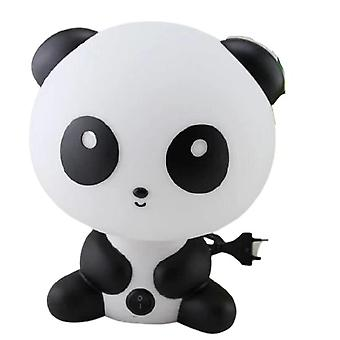 Night Light Night Lamp Bedside Table Light Soft Warm White Deco Gift Panda Style For Baby Kids Room