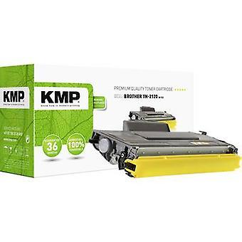 Cartucho de tóner KMP reemplazó a Brother TN-2120, TN2120 Compatible Black 5000 Sides B-T22