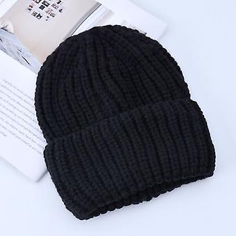 Knitted Hat Stretch Cap Unisex