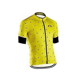Nový Cr Pánske letné pohodlie a všestrannosť Priedušný krátky rukáv cyklistický jersey Mtb Oblečenie Krátke cyklistické oblečenie