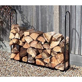Tienda de troncos de 1m