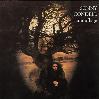 Sonny Condell - Camouflage [CD] USA import