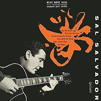 Sal Salvador Quintet - Sal Salvador Qu(10in) [Vinyl] USA importeren