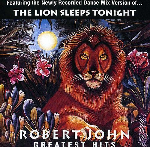 Robert John - Greatest Hits [CD] USA import