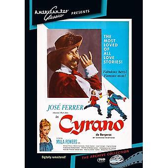 Importer des USA Cyrano De Begerac [DVD]