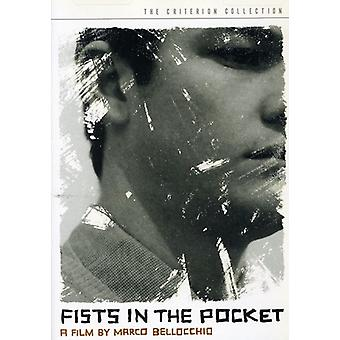 Fists in the Pocket [DVD] USA import