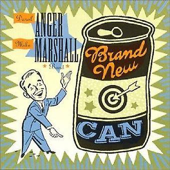 Anger/Marshall Band - Brand New Can [CD] USA import