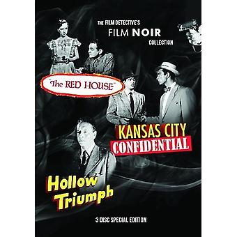 Film Detective's Film Noir Collection [DVD] USA import