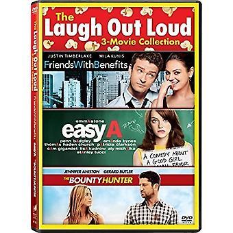 Chasseur de primes / Easy un amis avec avantages [DVD] USA import /