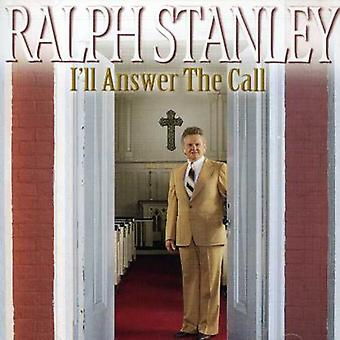 Ralph Stanley - I'Ll Answer the Call [CD] USA import