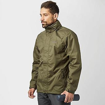New Peter Storm Men's Downpour 2-Layer Jacket Khaki