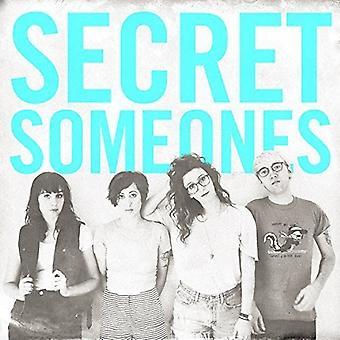 Someones secret - Secret Someones [CD] USA import