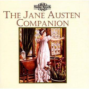 Jane Austen Companion - le compagnon de Jane Austen [CD] USA import