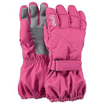 セントバーツ テック手袋子供 - 赤紫
