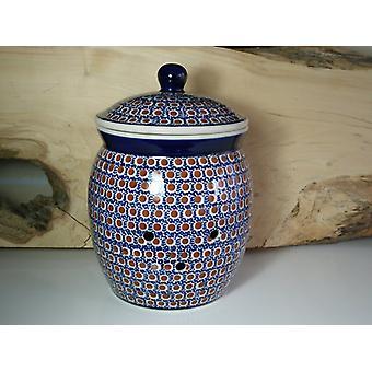 Casserole de pommes de terre, 5 litres, hauteur 30 cm, Ø 18 cm, tradition 51, poteries de Bunzlau - BSN 40007