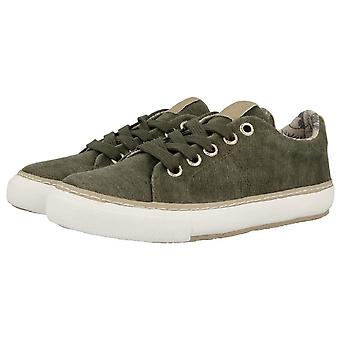 Gioseppo chłopcy 38974 płótnie buty Khaki