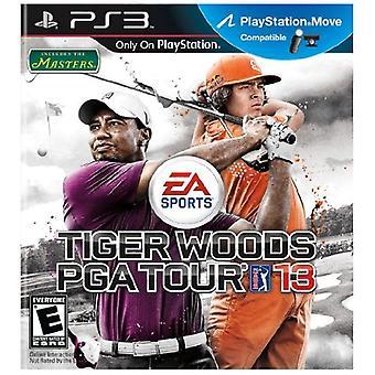 Tiger Woods PGA Tour 13 (PS3) - As New