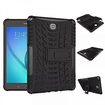 Hybrid outdoor protective cover case black for Samsung Galaxy tab A 9.7 T550 T555 bag