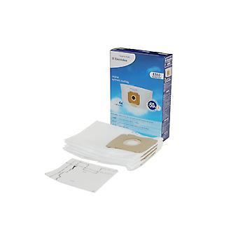 Bolsas de aspiradora Electrolux fibra y paquete de filtro (ES53)