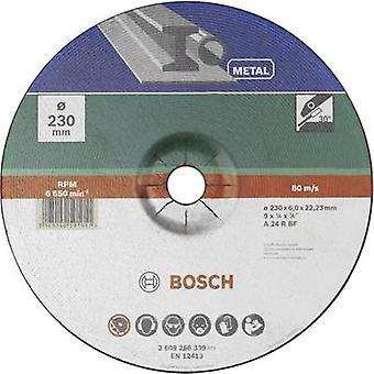 Bosch Zubehör 2609256339 Schleifscheibe (Off-Set) 230 mm 22,23 mm 1 Stk./s