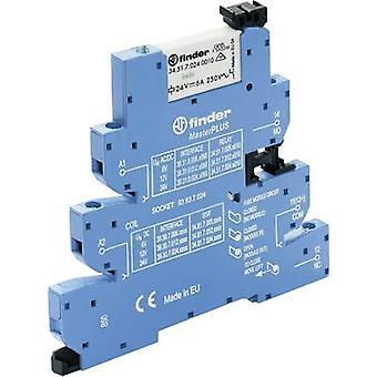 39.31.0.006.0060 - Finder Relais MasterPLUS elektromechanische Schnittstellenmodul, EMR, SPDT-CO 250V AC 6A