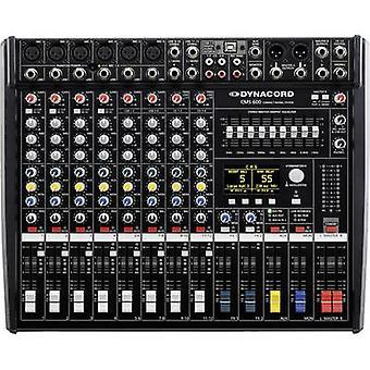 Dynacord CMS 600-3 blanding konsol nr. kanaler: 8