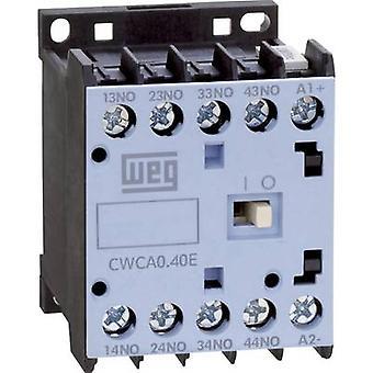 WEG CWCA0-04-00C03 Contactor 24 V DC 1 pc(s)