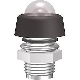 Signaalin rakenne LM1089 LED-liitin metalli sopii LED 5 mm ruuvi