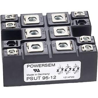 POWERSEM PSD 95-08 Diode bridge Figure 6 800 V 140 A 3-phase
