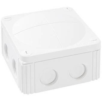 Wiska 10060533 Junction box (L x b x H) 110 x 110 x 66 mm Hvid IP66/IP67