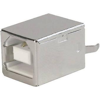 ASSMANN WSW A-USB B-TOP-C USB-gemonteerde Socket 2,0 180? Socket, ingebouwde USB B