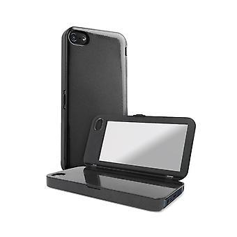 5 pack - iFrogz housse de glaçage pour Apple iPhone 5 - noir