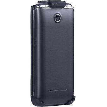 5 pack - Verizon giratoria correa Clip funda de cuero para LG VN370, LG exalto II