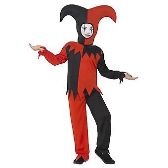Dziecięce stroje karnawalowe Joker kostium dla dzieci halloween