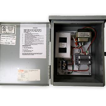 Grand Effects Power Control Center Box Hoffman Wang Type 3R 120v 60Hz