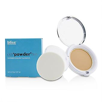 Bliss Em'powder' Me Buildable Powder Foundation - # Honey - 9g/0.31oz