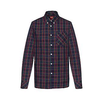 Merc Neddy Mens Regular Fit Shirt 100% katoenen Shirt