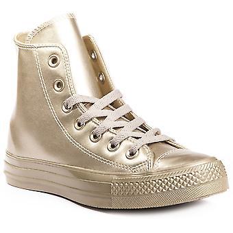 Converse Chuck Taylor All Star Liquid Metallic 157631C uniwersalne przez cały rok buty damskie
