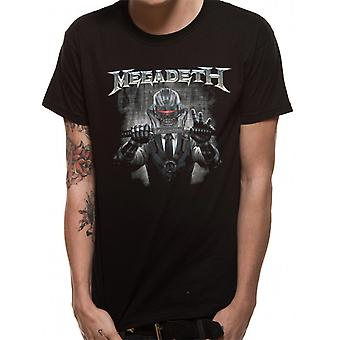 Megadeth-Rust In Peace Blade T-Shirt