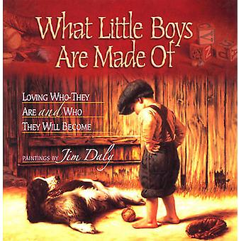 Mitä pikkupojat on tehty - rakastava keitä he ovat ja jotka haluavat B