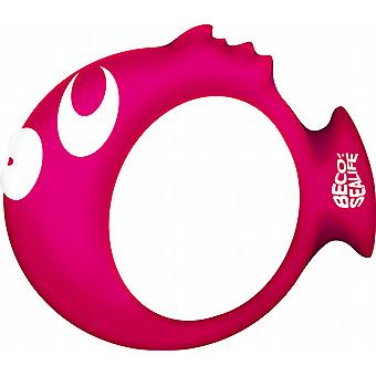 BECO Sealife Dive Ring - Pinky