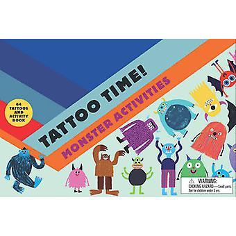 Tattoo tijd! door Rob Hodgson - 9781856699921 boek