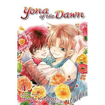 Yona of the Dawn - Vol. 4 by Mizuho Kusanagi - 9781421587851 Book