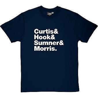 Joy camiseta división line hombres