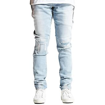Embellish Erwin Standard Denim Jeans in Blue