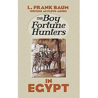 Boy Fortune jägarna i Egypten